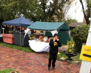 Snack and Bar Tents